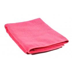Lavetă microfibră rosie